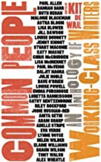 Cover of Common People: An Anthology of Working Class Writers