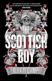 Cover of The Scottish Boy