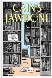 Cover of Cain's Jawbone – A Novel Problem
