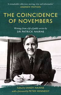 Cover of The Coincidence of Novembers