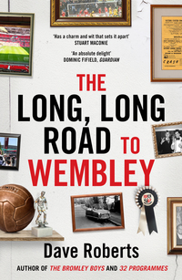 Cover of The Long, Long Road to Wembley