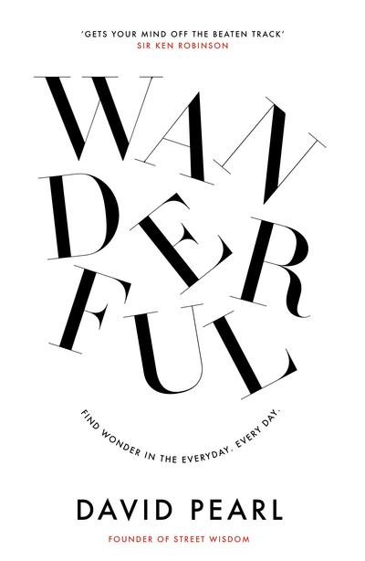 Wanderful By David Pearl Unbound