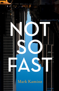 Cover of Not So Fast