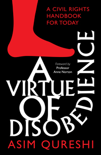 Cover of A Virtue Of Disobedience