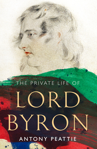 Cover of The Private Life of Lord Byron