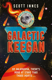 Cover of Galactic Keegan: The Novel