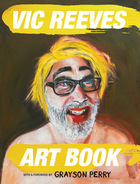 Cover of VIC REEVES ART BOOK