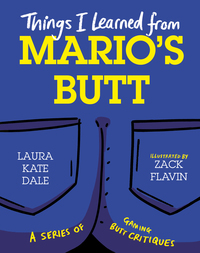 Cover of Things I Learned from Mario's Butt