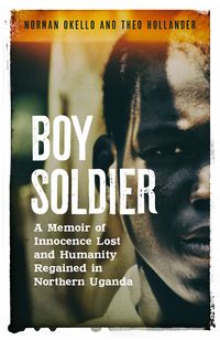 Cover of Boy Soldier