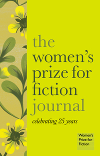 Cover of The Women's Prize for Fiction Journal