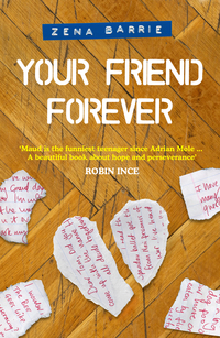 Cover of Your Friend Forever