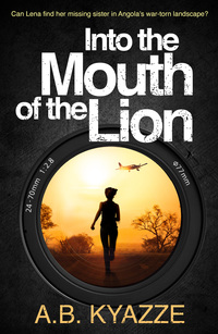 Cover of Into The Mouth Of The Lion