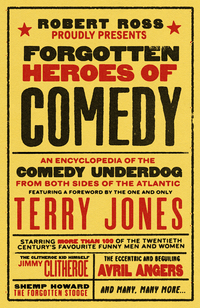Cover of Forgotten Heroes of Comedy
