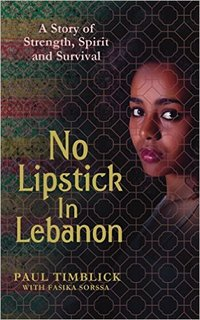 Cover of No Lipstick in Lebanon