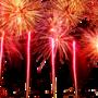 Fireworks transparent background