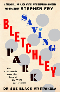 Saving Bletchley Park cover