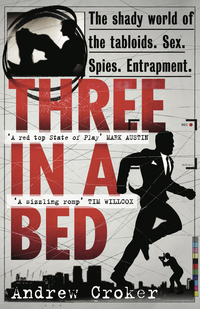Cover of Three In A Bed