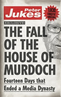 The Fall of the House of Murdoch cover