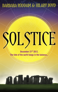 Cover of Solstice