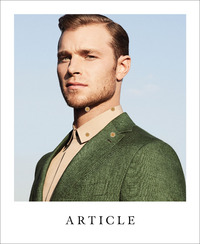 Cover of ARTICLE Issue One Collector's Edition