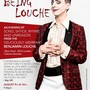 Being louche 2016   flyer front