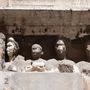 Roman gargoyles small