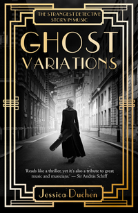Cover of Ghost Variations