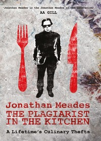 Cover of The Plagiarist in the Kitchen