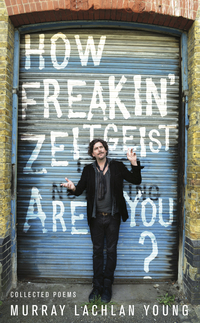 How Freakin' Zeitgeist Are You? cover