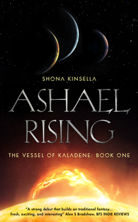 Cover of Ashael Rising