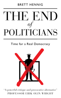 Cover of The End Of Politicians