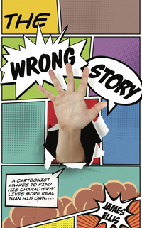 Cover of The Wrong Story