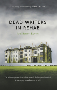 Cover of Dead Writers in Rehab