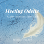Meeting odette blue   white