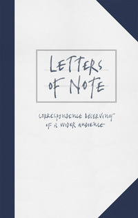 Cover of Letters of Note