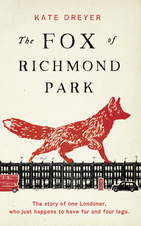 Cover of The Fox of Richmond Park