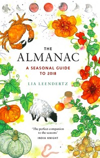 Cover of The Almanac: A Seasonal Guide to 2018