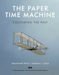 Cover of The Paper Time Machine