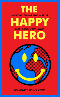 Cover of The Happy Hero