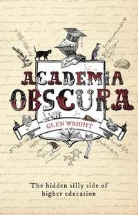Cover of Academia Obscura