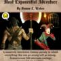 Exponential adventure flyer