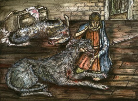 BEDDGELERT: A Good Doggy | Unbound