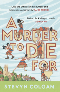 Cover of A Murder To Die For