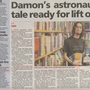 Daily echo interview