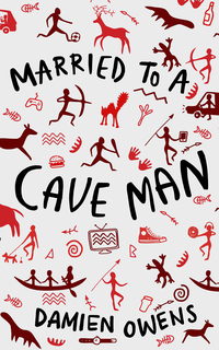 Cover of Married To A Cave Man