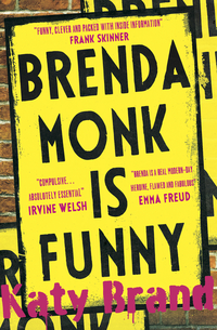 Cover of Brenda Monk Is Funny