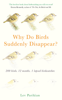 Cover of Why Do Birds Suddenly Disappear?