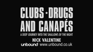 Clubs, Drugs and Canapés