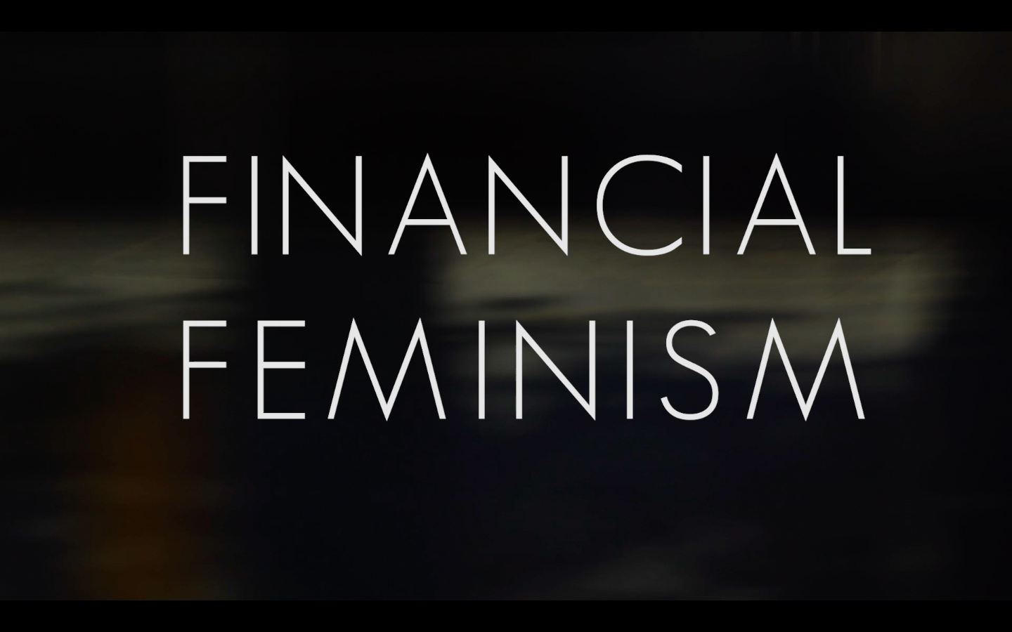 unbound.com - Financial Feminism: A Woman's Guide To Investing for a Sustainable Future