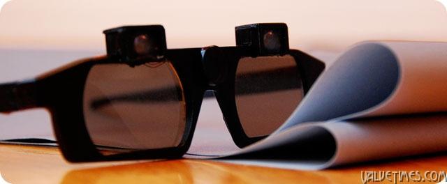 CastAR - очки дополненной реальности